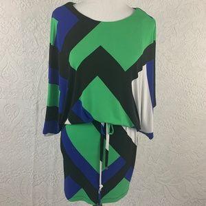 Jessica Simpson Knee Length Casual Dress Sz XS